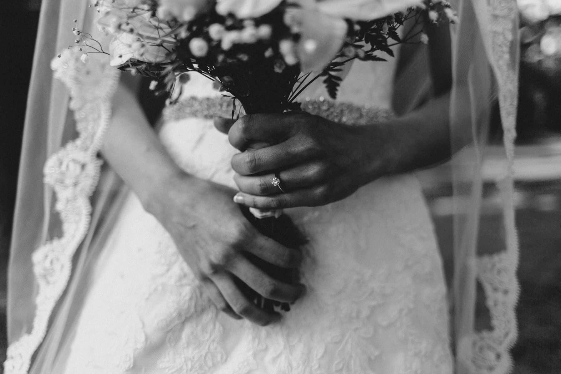Engagement Ring - Intimate Wedding Mackenzie King Estate