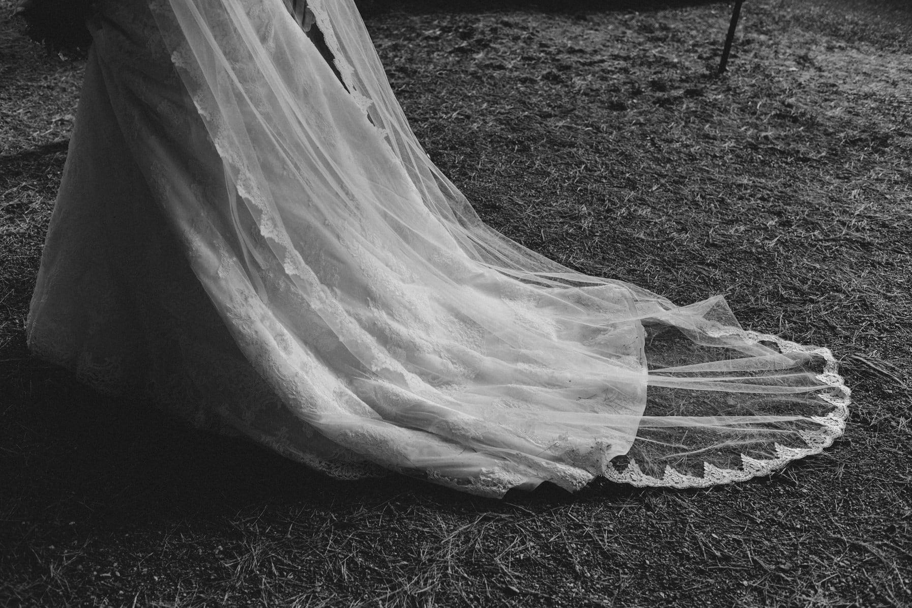 Bridal Details - Intimate Wedding Mackenzie King Estate